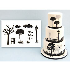 Patchwork Cutters - Countryside Silhouette Cutter Set - Cake Decorating