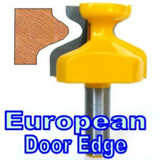 1 pc 1/2 SH Door Edge Reversible European Finger  Pull Lip Router Bit sct-888