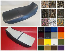 HONDA CB750 Nighthawk Seat Cover 1999 2000 2001  in 25 Colors or 2-tone (3PC/PS)
