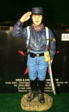 King and Country Collectors Club TX002 Sergeant Quincannon