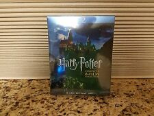 Harry Potter Complete 8 Movie Blu Ray Collection 1-7  Movies Box Set