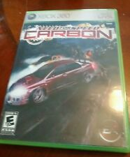 Need for Speed: Carbon (Microsoft Xbox 360, 2006) Complete