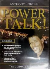 NEW - Anthony Robbins Power Talk - Ultimate Resource DVD brand new    #41