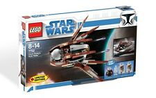 7752 COUNT DOOKU'S SOLAR SAILER star wars lego NEW