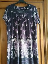Purple Tunic Dress size 22 Inspire at New Look