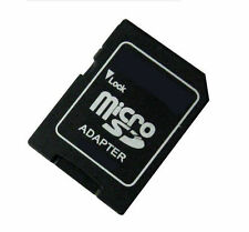 10 pcs high quality micro SD TF card adapter
