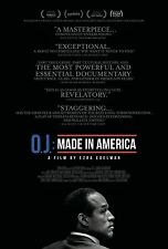 O.J. SIMSPON MADE IN AMERICA MANIFESTO FOOTBALL
