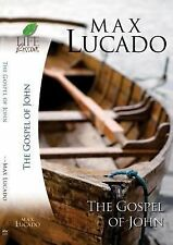 Inspirational Bible Study Life Lessons with Max Lucado Ser.: The Gospel of...