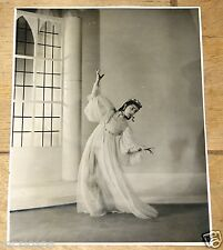 MARGOT FONTEYN VINTAGE GORDON ANTHONY FELIX FONTEYN ORIGINAL BALLET PHOTO