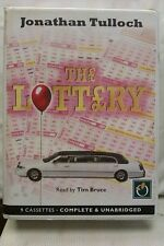 The Lottery by Jonathan Tullock: Unabridged Cassette Audiobook (JJ2)