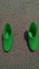 "Vintage Mego ROBIN Shoes for 8"" Action Figures Boots"