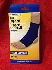 ASSURED ANKLE SUPPORT BRAND NEW Men Or Women 2 Pack