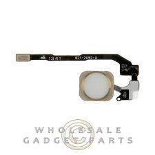Home Button Assembly for Apple iPhone 5S SE CDMA GSM Gold Touch Menu Click