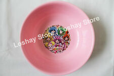 Japan RARE Anime SMILE PRETTY PRECURE CANDY Kise Hino Aoki Nao Pink Eating Bowl