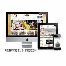 Ebay store and Listing Template design, auctiva, inkfrog, Vintage DESIGN