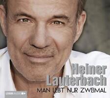 Lauterbach, Heiner - Man lebt nur zweimal - CD