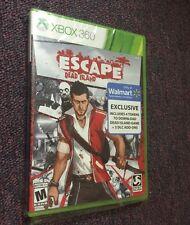 Escape Dead Island (Microsoft Xbox 360, 2014 )( DLC INCLUDED)  Walmart Edition
