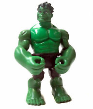 "Marvel Comics PLAYSKOOL Spiderman Hulk Enfants Amis massif 6 ""figure"