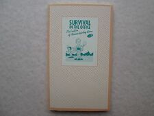 SURVIVAL IN THE OFFICE Volume 2 THE EVOLUTION OF JAPANESE WORKING WOMEN Akizuki