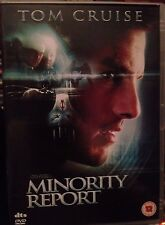 Minority Report (DVD, 2003, Vanilla Version)