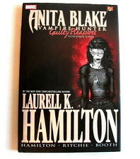 Marvel Comics Anita Blake Vampire Hunter Guilty Pleasures Volume 1 Hardback