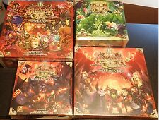 ARCADIA QUEST: INFERNO CMON HELL OF A PLEDGE KICKSTARTER (Ready to Ship!!)