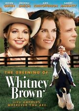 The Greening of Whitney Brown (DVD, 2012) Brooke Shields BRAND NEW SEALED!!!
