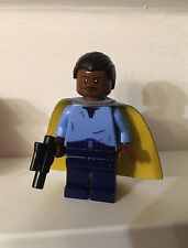 Custom Lego Star Wars Lando Calrissian Bespin Cloud City Minifig Minifigure