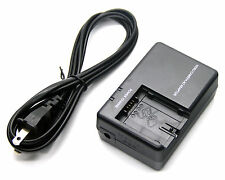 AC Battery Charger for Panasonic VDR-D200 VDR-D210 VDR-D220 VDR-D230 VDR-D250