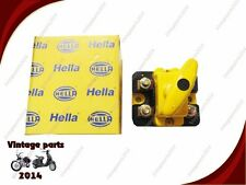 NEW HELLA BIG BATTERY CUT OFF SWITCH UNIT YELLOW COLOUR TRACTOR BOAT TRAILER