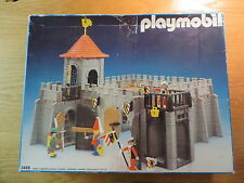 PLAYMOBIL Castle 3466 Knight Set - Vintage (missing 1 piece)