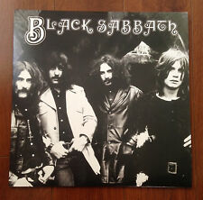 Black Sabbath Live At Convention Hall 1975 Ashbury,New Jersey 2 X LP Black Vinyl