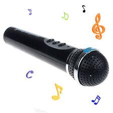 Girls Boys Microphone Mic Karaoke Singing Kid Funny Gift Music Toy BK