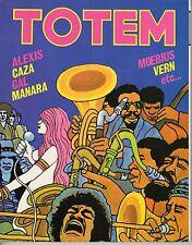 Fumetto TOTEM EDIZIONE NUOVA FRONTIERA ANNO 1981 NUMERO 16