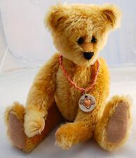 "Original Debbie Kesling Artist Teddy Bear Mohair Esther 15"" OOAK Valentines Day"