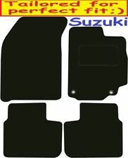 Suzuki Sx4 DELUXE QUALITY Tailored mats 2006 2007 2008 2009 2010 2011 2012 2013