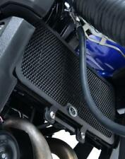 R&G BLACK RADIATOR GUARD for YAMAHA XT660 Z TENERE, 2008 to 2014