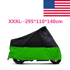 XXXL Motorbike Waterproof Cover For H-D Tri Glide Ultra Project Rushmore FLHTUTG