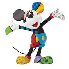 DISNEY by BRITTO Mickey Mouse NEU/OVP Pop-Art Figur Micky Maus Skulptur 4049372