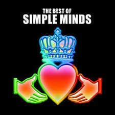 SIMPLE MINDS The Best Of 2CD Greatest Hits BRAND NEW