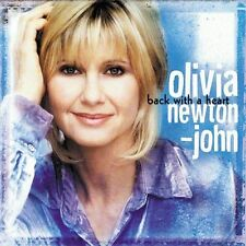 Back With a Heart 1998 by Newton-John, Olivia *NO CASE DISC ONLY*