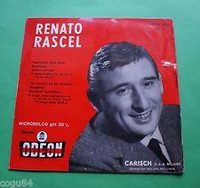 RENATO RASCEL -  Odeon MODQ 6265