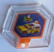 Disney Infinity! Series 2 Power Disc! Toy Stories Pizza Planet Delivery Truck!