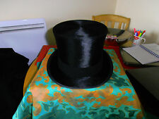 Vtg Austin Reed  Silk Top Hat Size 7 1/2
