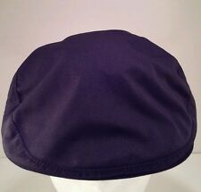 Vintage Dorfman Pacific Black Snapback Driving Scally Cap  Union Made in USA