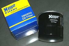 Rover SD1 2600 Opel Manta B Ölfilter Oil Filter original Hengst Filter H90W03