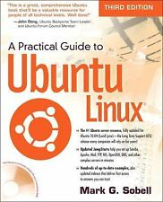 A Practical Guide to Ubuntu Linux (3rd Edition) by Sobell, Mark G.