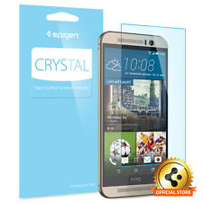 HTC One M9 Screen Protector Spigen® Shockproof Clear Film Screen Protector [3PK]