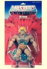 "MATTEL MASTERS UNIVERSE MOTU Classics GIANT 12"" HE-MAN Action Figure MATTY"