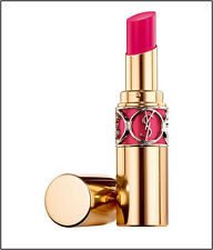 New YSL Yves Rouge Volupte Shine Number No. 6 #6 Pink in Devotion Lipstick Lips